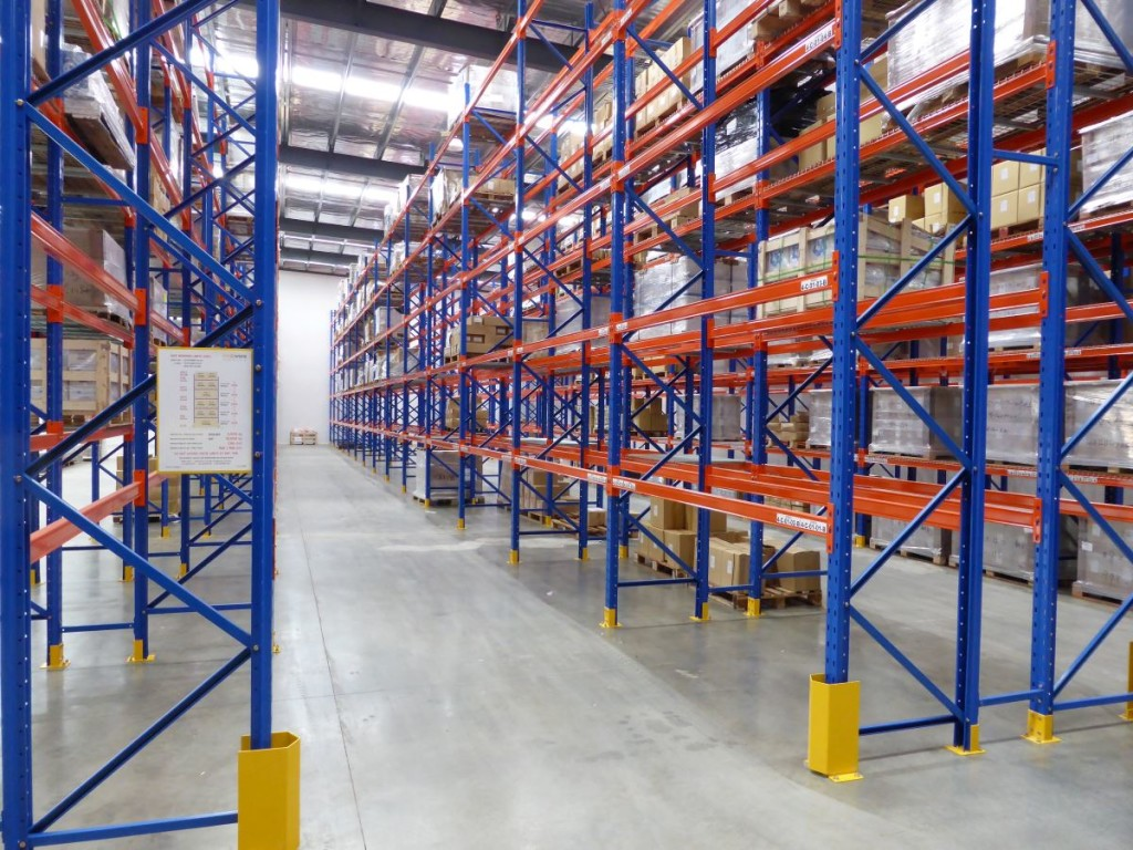 Narrow Aisle Pallet Racking Sydney Dynamic Racking