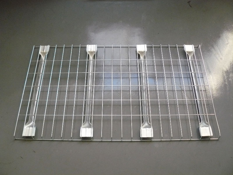 Mesh Deck Dynamic Racking Warehouse Solution