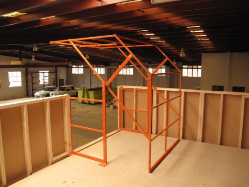 Mezz Safety Gate Mezzanine Floors Sydney