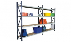 Long-Span Shelving