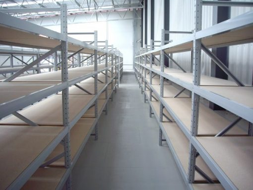 Long span Shelving 5