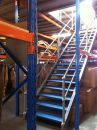 Mezz Steel Stairs Mezzanine Floors Sydney
