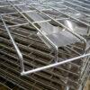 Wire-mesh-deck