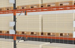 Rack Safety Mesh Sydney
