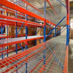 Wire Mesh Deck Sydney